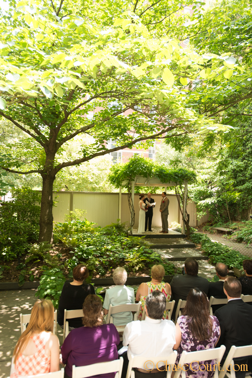 Elopement packages for small wedding ceremonies at chase for Best small wedding destinations