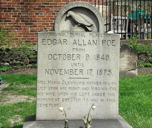 Poe Gravestone