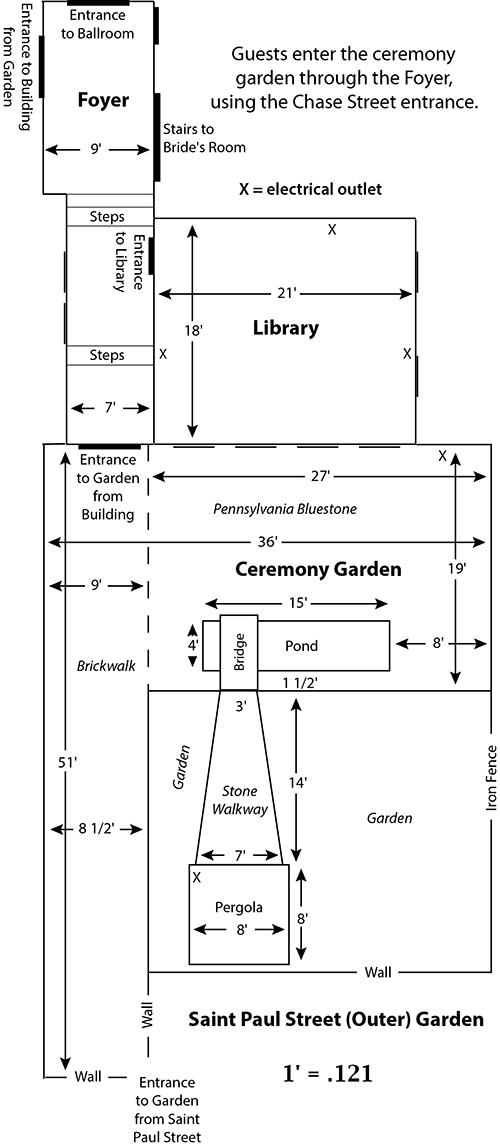 Garden Floor Plan