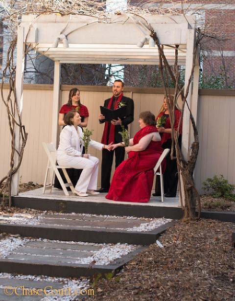 Sunday Brunch Wedding At Chase Court