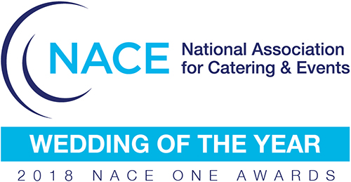 Wedding of the Year 2018 National Association for Catering and Events